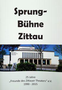 Sprung-Bühne Zittau