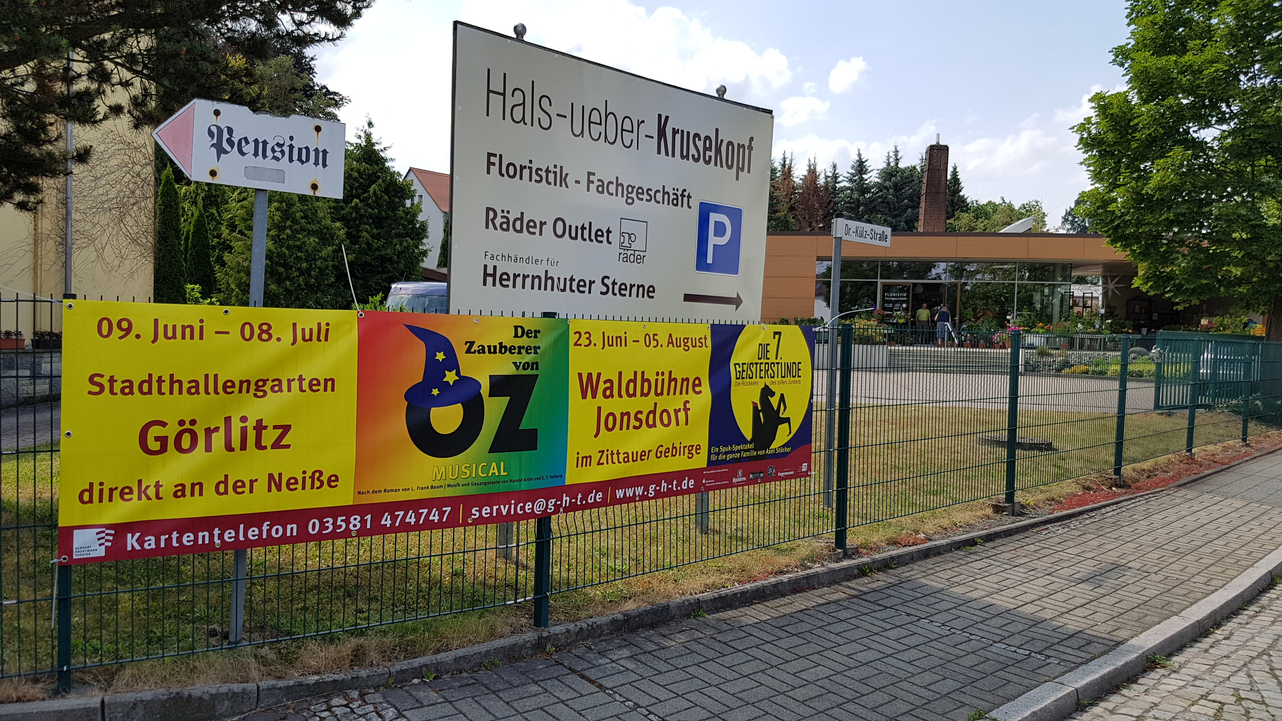 180608 Banner Sommertheater
